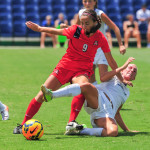 20140824 Arizona W Soccer v. FGCU (TM)-47