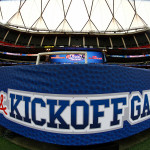 NCAA FOOTBALL: AUG 28 Chick-fil-A Kickoff Classic Boise St v Ole Miss