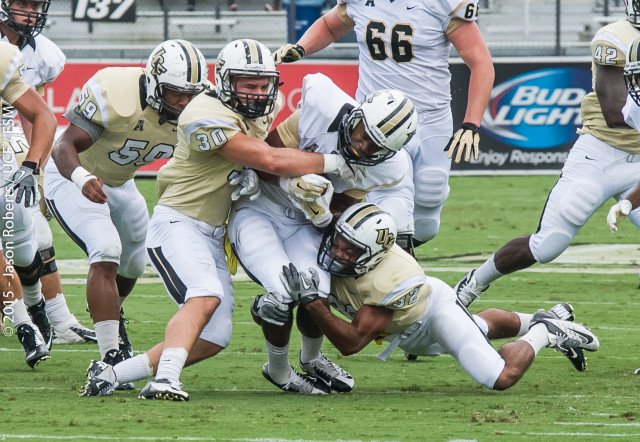 20150418 UCF Spring FB  Game - JR (57 of 64)