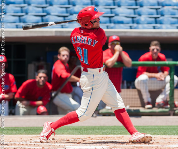 20160424 Clearwater Threshers v. Brevard County Manatees - JR - Final-7154