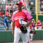 20160722 Clearwater Threshers v. Fort Myers Miracle - Breast Cancer Awareness Night - JR - Final-1544