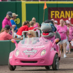 20160722 Clearwater Threshers v. Fort Myers Miracle - Breast Cancer Awareness Night - JR - Final-1603