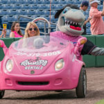 20160722 Clearwater Threshers v. Fort Myers Miracle - Breast Cancer Awareness Night - JR - Final-1645