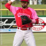 20160722 Clearwater Threshers v. Fort Myers Miracle - Breast Cancer Awareness Night - JR - Final-1983