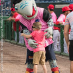 20160722 Clearwater Threshers v. Fort Myers Miracle - Breast Cancer Awareness Night - JR - Final-2121