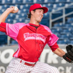 20160722 Clearwater Threshers v. Fort Myers Miracle - Breast Cancer Awareness Night - JR - Final-2275