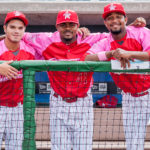 20160722 Clearwater Threshers v. Fort Myers Miracle - Breast Cancer Awareness Night - JR - Final-8364