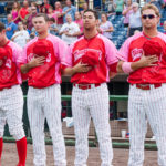 20160722 Clearwater Threshers v. Fort Myers Miracle - Breast Cancer Awareness Night - JR - Final-8374